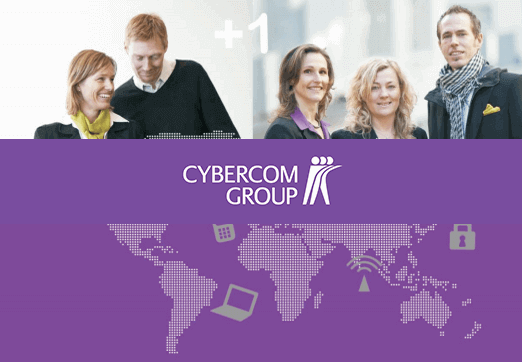 Case Study Cybercom Group