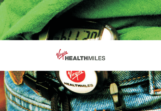 Case Study Virgin HealthMiles