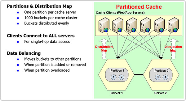 Partitioned Cache