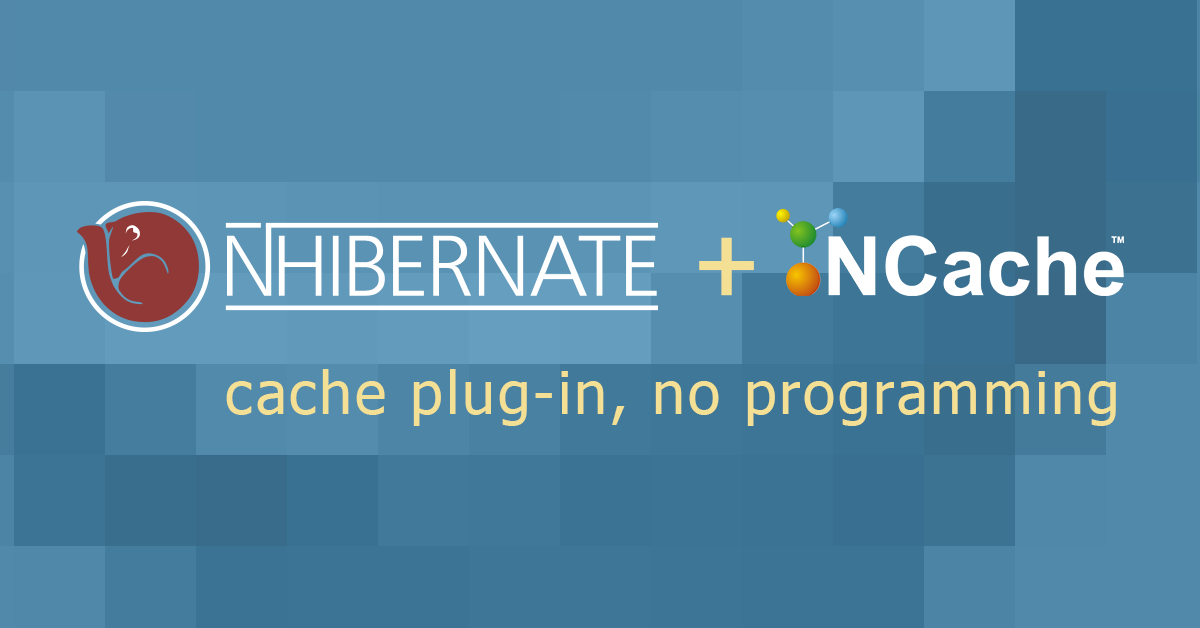 Open Source Nhibernate Second Level Cache Ncache