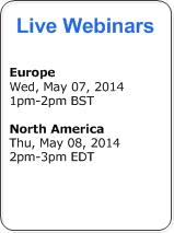 NCache Live Webinars