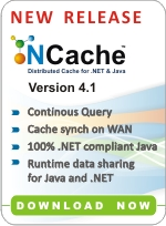 NCache 4.1 - New Release