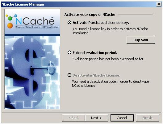 Activate NCache