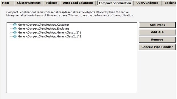 How to Use Dynamic Compact Serialization